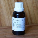 Facial oil oily skin